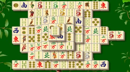 Screenshot - Mahjong Gardens