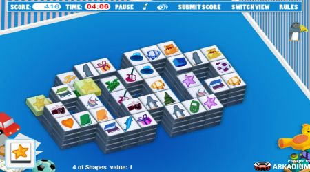 Screenshot - Mahjongg Toy Chest
